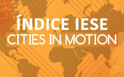 ÍNDICE IESE CITIES IN MOTION